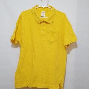 Gymboree knit polo shirt,  Youth sz 8